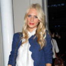 Poppy Delevigne défilé Top Shop Fashion Week fév 2012