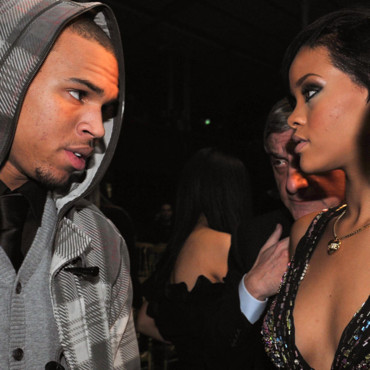 people : Rihanna et Chris Brown