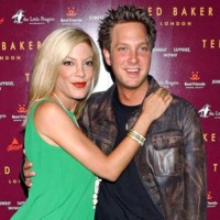Photo : Tori Spelling et Andy Spelling