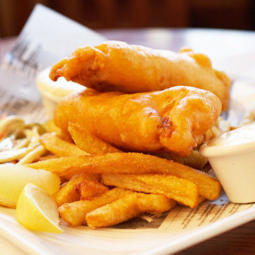 Fish And Chips Recipes — Dishmaps