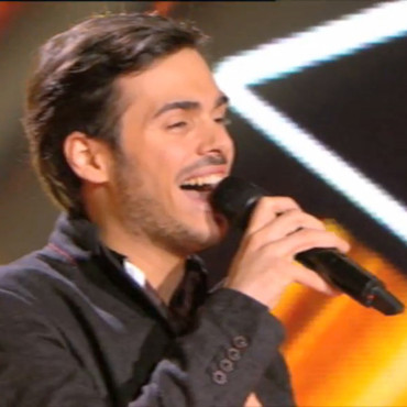 Gérôme Gallo, talent de Jenifer dans The Voice