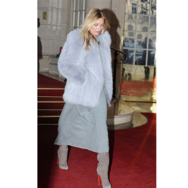Kate Moss sort du Ritz
