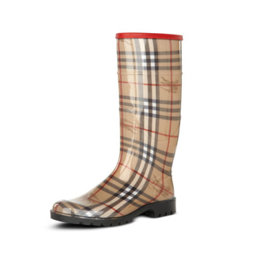 Bottes Burberry