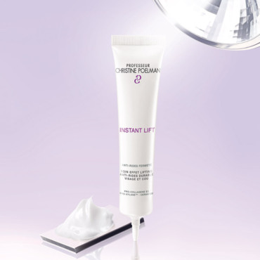 Soin visage CCB anti-rides : Instant Lift Effet Lifting