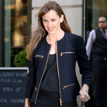 Jennifer Garner à New York le 9 avril 2014