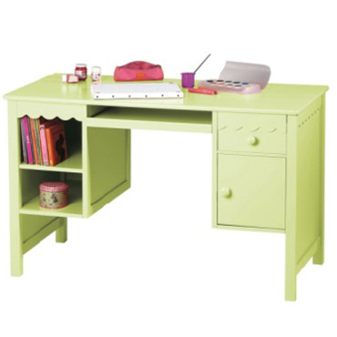 rentr e 2009 les 20 bureaux pour enfants le bureau gaufrette vertbaudet d co. Black Bedroom Furniture Sets. Home Design Ideas