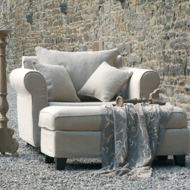 Fauteuil Pomax Home Collection