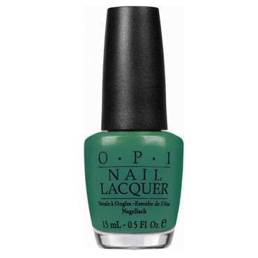 Vernis OPI Jade is the New Black