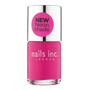 Notthing Hillgate Neon Pink Nails Inc 14 euros