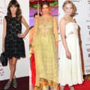 Mischa Barton, Emily Blunt, Cline Dion... le best of mode de la semaine