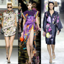 Défilé 2011 thème China Girl Paul Smith Louis Vuitton Dries van Noten