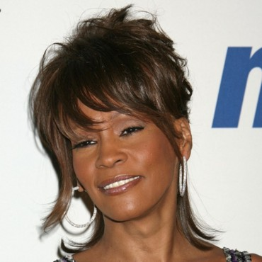 people: Whitney Houston