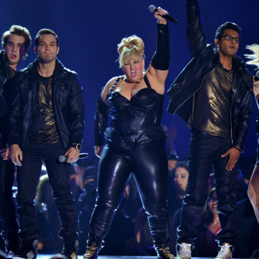 Rebel Wilson lors de la cérémonie des MTV Movie Awards 2013