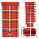 Tasse Present Time Tower Tartan