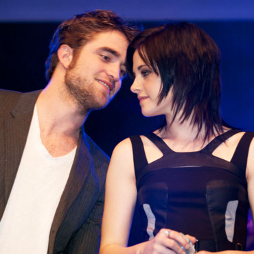 Rencontre kristen stewart robert pattinson