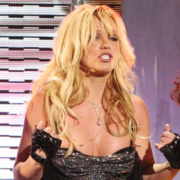 Britney Spears nouveau brushing