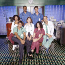 people : Eriq La Salle, Noah Wyle, Gloria Reuben, Sherry Stringfield, Anthony Edwards, George Clooney, Julianna Margulies