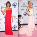 Top Flop spécial robe bustier : Lisa Rinna vs. Paris Hilton