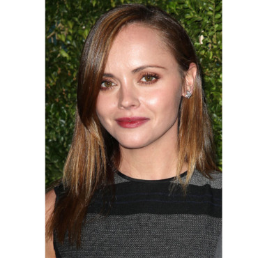 Christina Ricci et sa collaboration avec Make Up for Ever