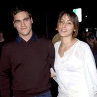 Photo : Joaquin Phoenix et Summer Phoenix