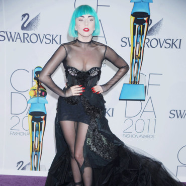 Lady Gaga aux CFDA AWARDS