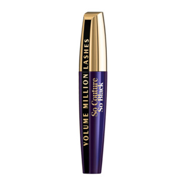Mascara Volume Millions de Cils, So Couture So Black, L'Oreal Paris. Prix : 17 euros