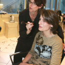 Relooking Natacha : le maquillage