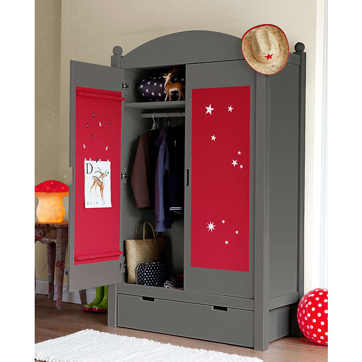 am pm les nouveaut s d co automne hiver de la redoute armoire dressibel ampm d co. Black Bedroom Furniture Sets. Home Design Ideas