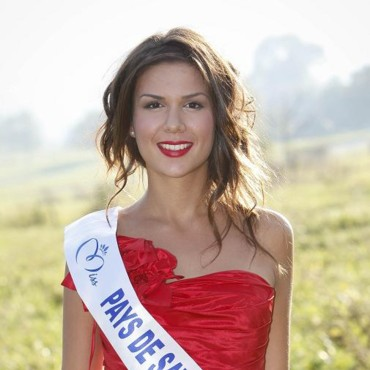 Miss Pays de Savoie 2011 - Valentine Borel Hoffmann - Candidate Election Miss France 2012