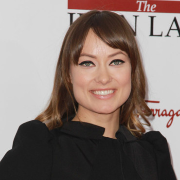 Olivia Wilde et son brushing plat