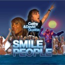 Smile people : Cathy et David Guetta