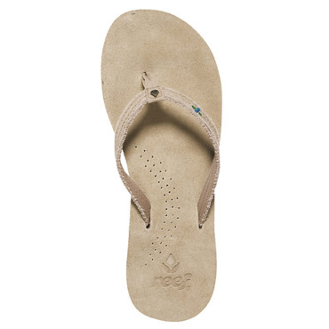 Tong BeachComber en chanvre - Reef 45 €