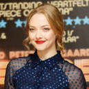Amanda Seyfried lors de la projection de Lovelace à Londres le 12 août 2013