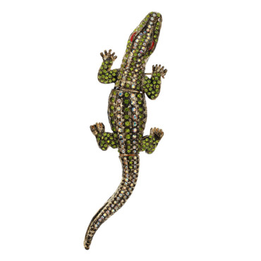 Broche lézard Top Shop 22,93e