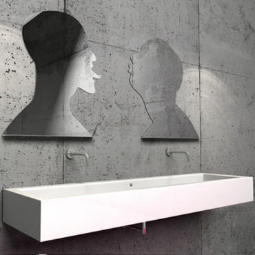 Les miroirs contemporains Hector & Victor