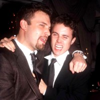 Photo : Ben Affleck et Casey Affleck