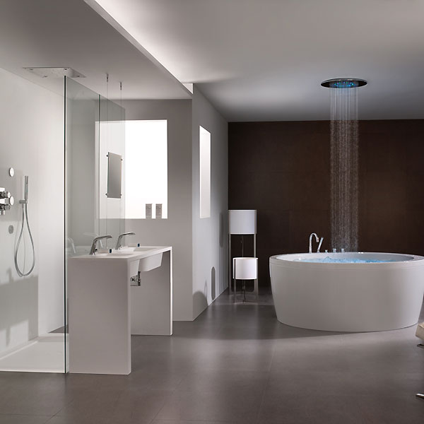 salle de bain porcelanosa des nouveaut s chic pour le. Black Bedroom Furniture Sets. Home Design Ideas