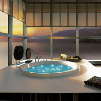 Salles de bain Porcelanosa : des nouveautés chic pour le printemps 2010