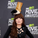 Hana Mae Lee lors de la cérémonie des MTV Movie Awards 2013