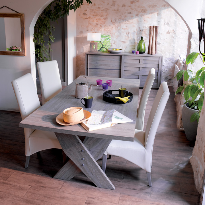 Preview for Chaise salle a manger conforama