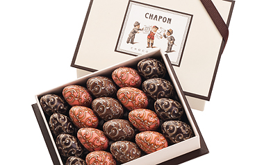 Coffret Arabesque Chocolat Chapon