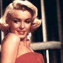 Marilyn Monroe charmeuse
