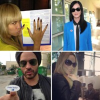Beyonc, Katy Perry, Mariah Carey... Les stars ont vot !