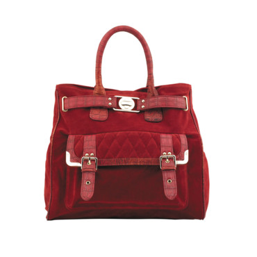 Shopper rouge New Look 24,99e