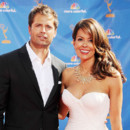 David Charvet et Brooke Burke aux Emmy Awards 2010