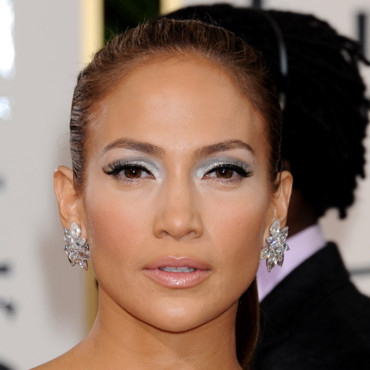 Jennifer Lopez aux Golden Globes