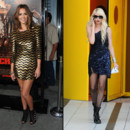 Top Flop spcial paillettes Jessica Alba Taylor Momsen