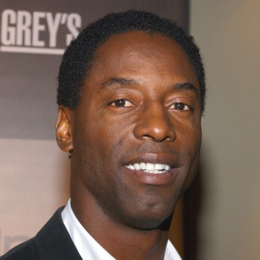 people : Isaiah Washington