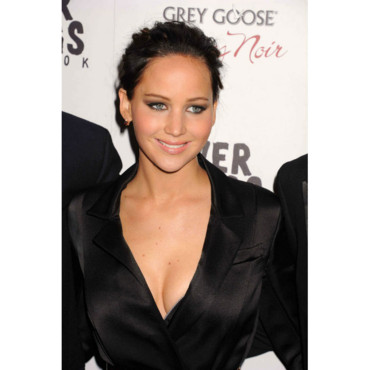 Le beauty look sexy de Jennifer Lawrence