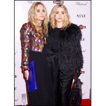 Marie-Kate et Ashley Olsen